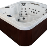 crystal utah coast spas radiance curve