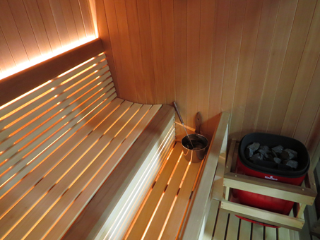 crystal utah finnleo serenity sauna