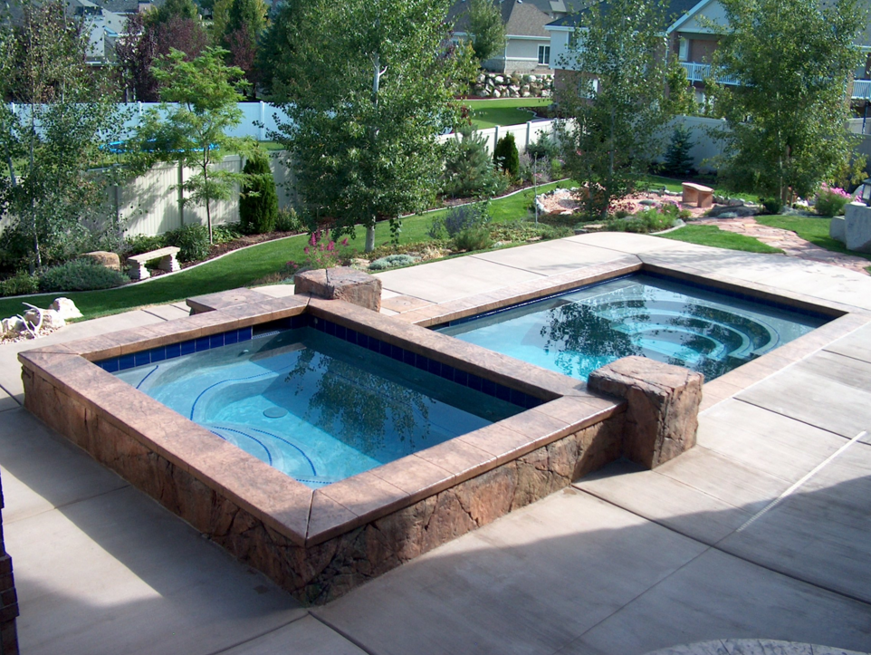 Swimming pools materials photo for Inground pool dealers near me